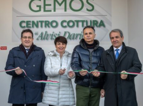 Gemos inaugura un nuovo centro cottura